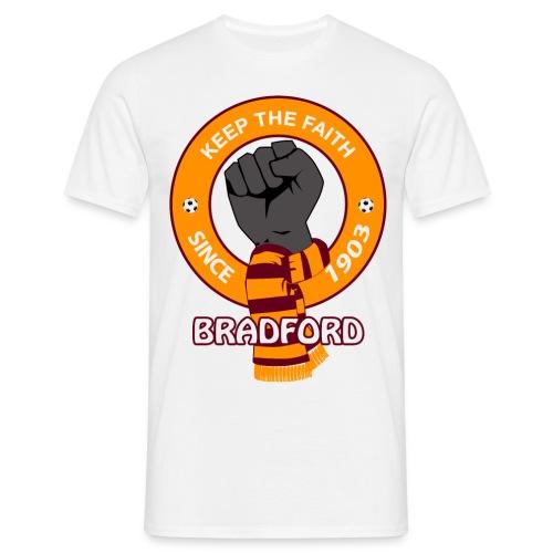 BRADFORD png - Men's T-Shirt