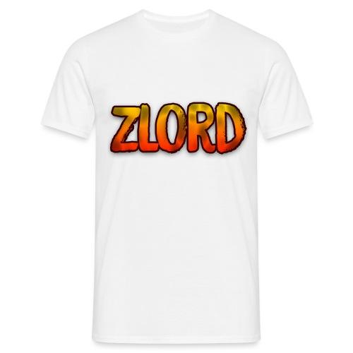 YouTuber: zLord - Maglietta da uomo