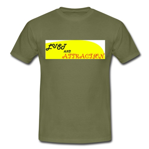 lust ans attraction - Men's T-Shirt