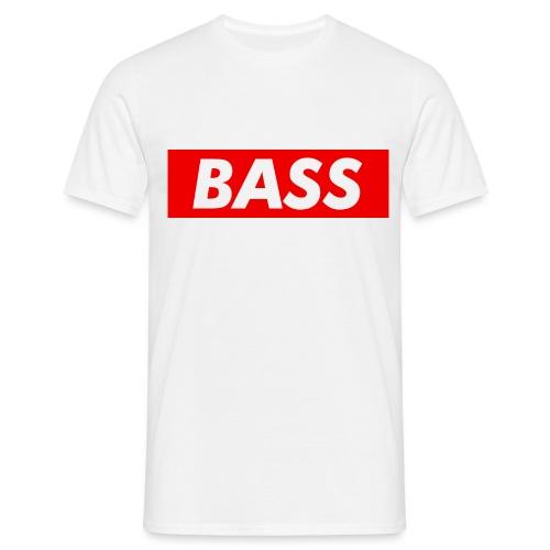 Red Bass Logo Tee - Men's T-Shirt