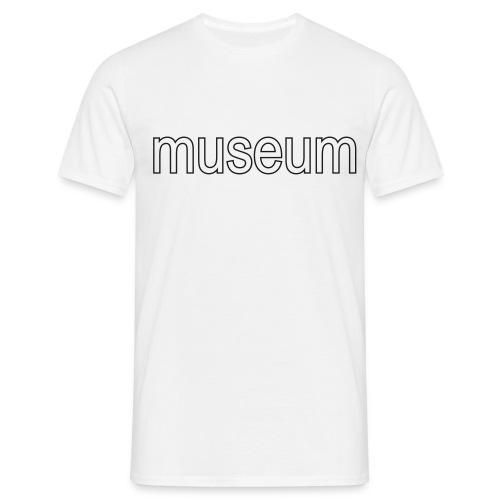 konturmuseum - Men's T-Shirt