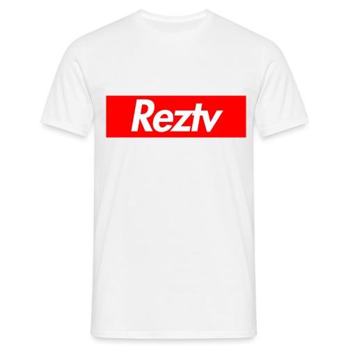 RezPreme - Miesten t-paita