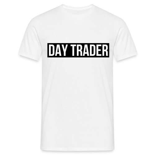 DAY TRADER - T-shirt Homme