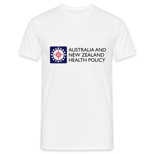 Australia and New Zealand Health Policy - Men's T-Shirt