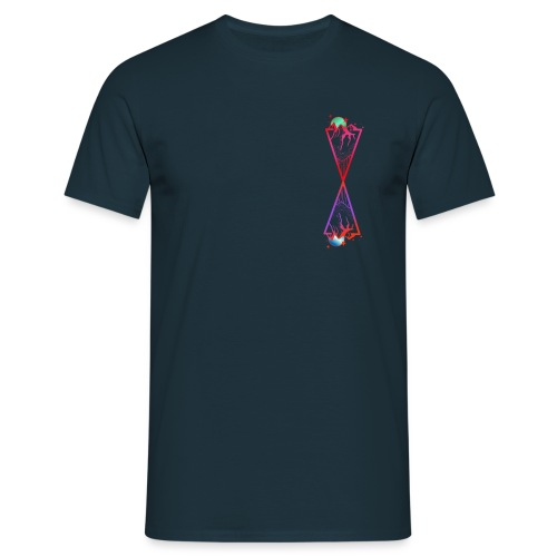 Into the mountains special edition - Men's T-Shirt