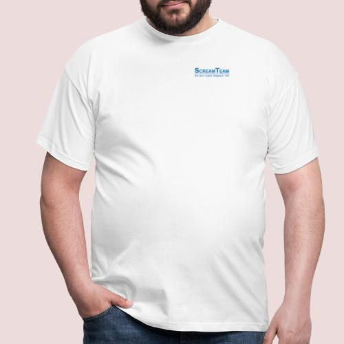 ScreamTeam Region 32 - T-shirt herr