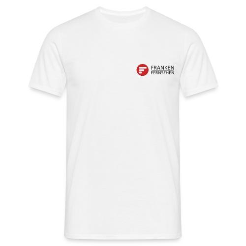 Franken Fernsehen Logo Transparent - Männer T-Shirt