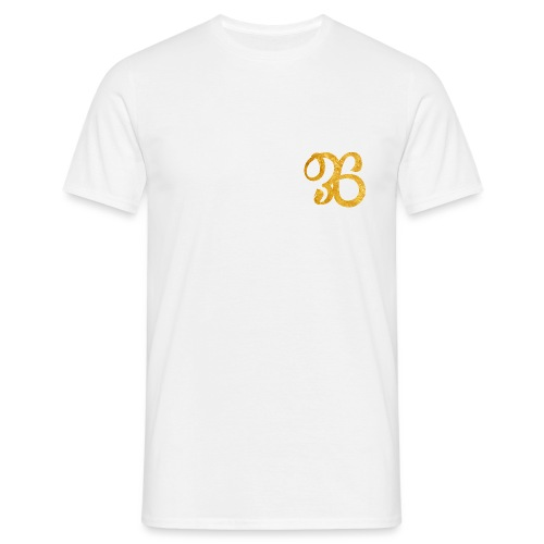 36wearlogo2 - Mannen T-shirt