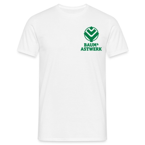 BaumAstwerkName multicolo - Männer T-Shirt