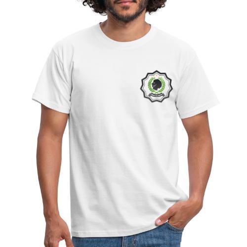 MonkeyShy football lions academy logo - T-shirt Homme