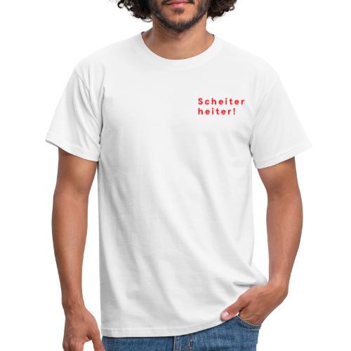 Improtheater Konstanz Print 1 - Männer T-Shirt