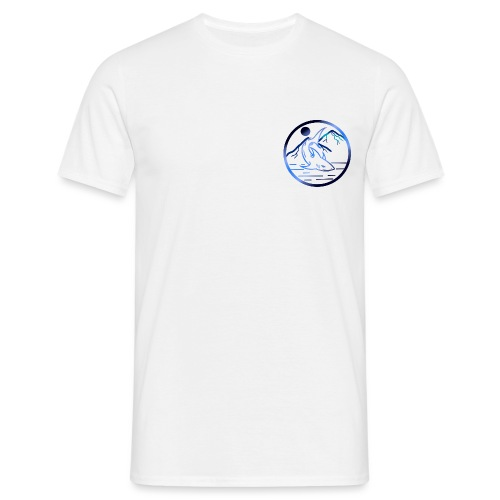 Dream deeper than the ocean - Men's T-Shirt