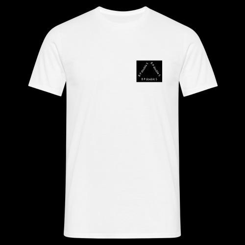 bpss design dreieck - Männer T-Shirt