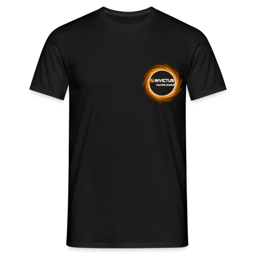 IRL Logo3 v3 png - Men's T-Shirt