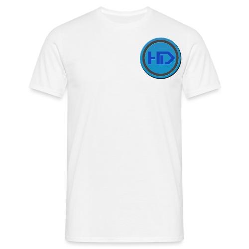 Harry and Daniel s LOGO png - Men's T-Shirt