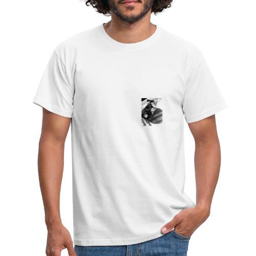 broken deck - Mannen T-shirt