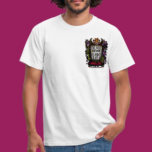 Caffeine Hellride - Männer T-Shirt