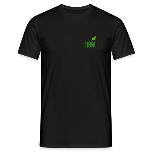NLC LOGO - Mannen T-shirt