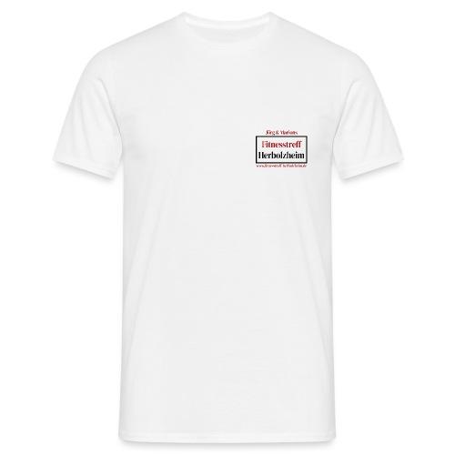 Fitnesstreff Herbolzheim - Männer T-Shirt