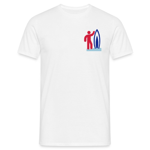 surfen - Männer T-Shirt