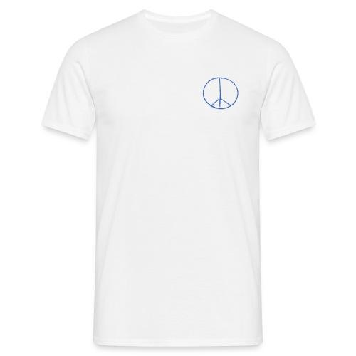 Peace Symbol 02 - Maglietta da uomo