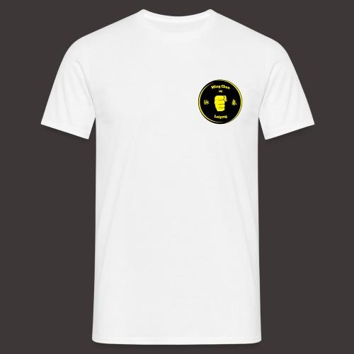 Logo Kampfkunstschule Leipzig - Männer T-Shirt