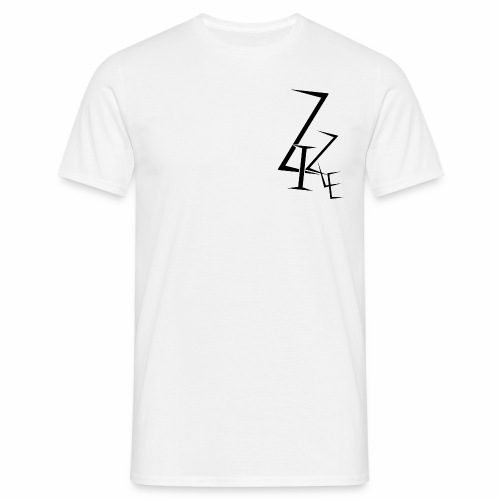ZIZLE - Herre-T-shirt