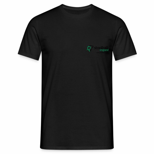Stoolball England - Men's T-Shirt