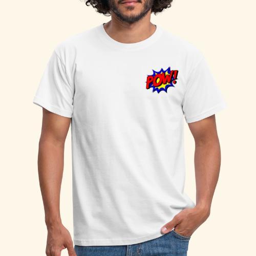 Pow - Männer T-Shirt