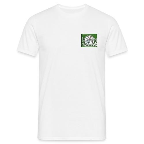 logo apram jpg - Männer T-Shirt