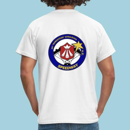 MCN Logo beidseitig - Männer T-Shirt