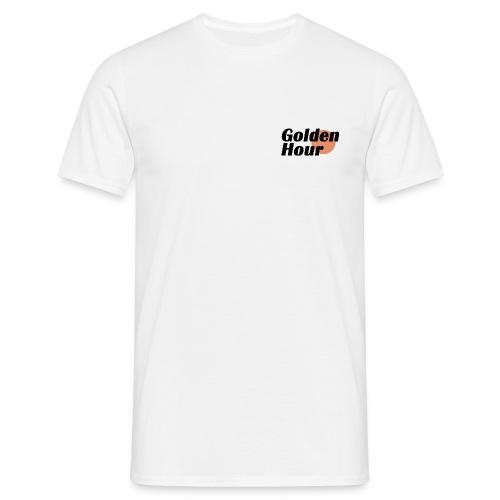 Golden Hour logo - Men's T-Shirt
