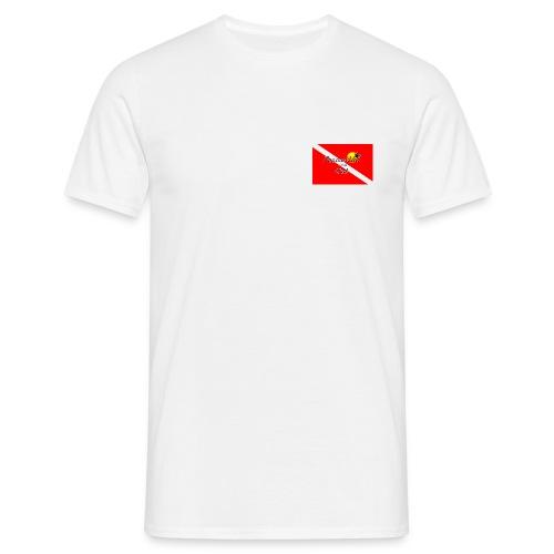 diveflag12 kopie - Männer T-Shirt