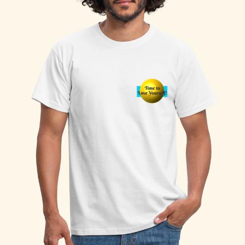 Time to Love Yourself - Männer T-Shirt