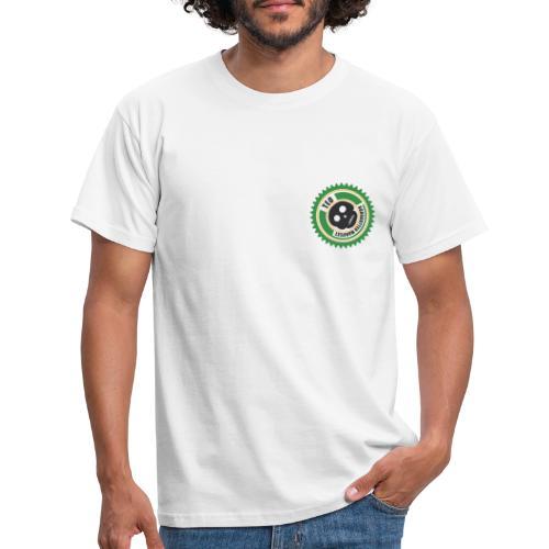Teo Norrbotten Manifest Svart - T-shirt herr