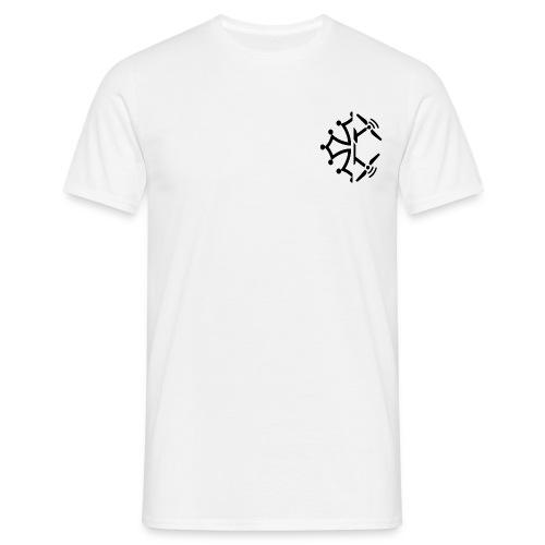 Classic Logo Black - T-shirt Homme