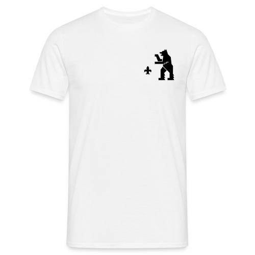 hemelogovektori v - Miesten t-paita