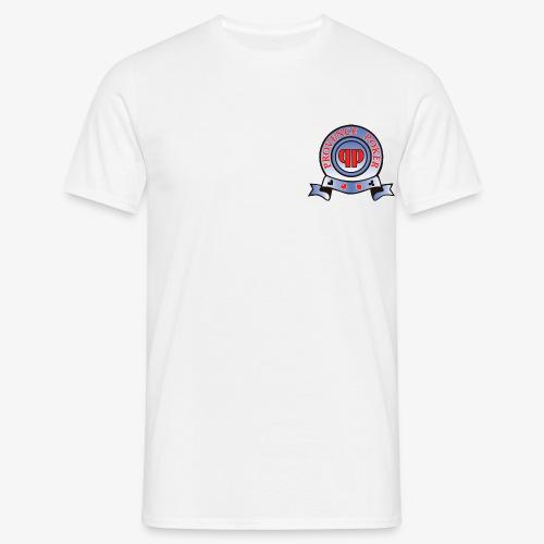 logo-poker FOND GRISI - T-shirt Homme