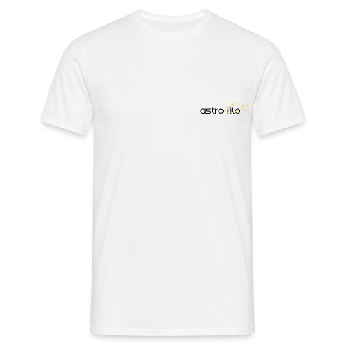 Astro_filo Nero - Maglietta da uomo
