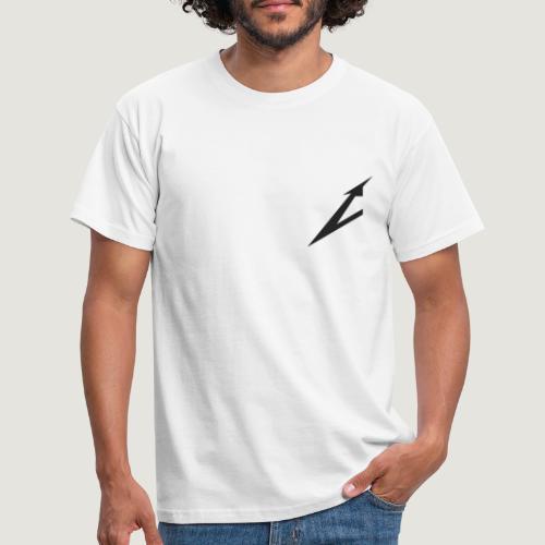The_Chestplate LOGO [SCRITTA] - Maglietta da uomo