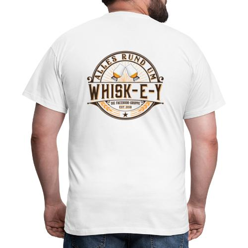 Alles rund um Whisk e y - Männer T-Shirt
