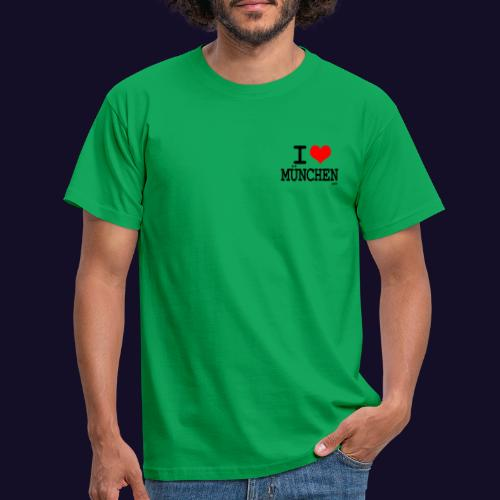 Mün - Männer T-Shirt