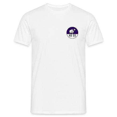 VectNBlogo2 gif - Herre-T-shirt