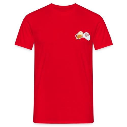 LOGO BISTRO GAMER - T-shirt Homme