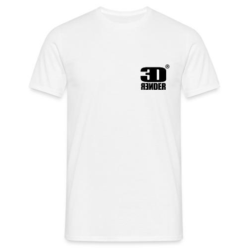 render logo vector version - Men's T-Shirt