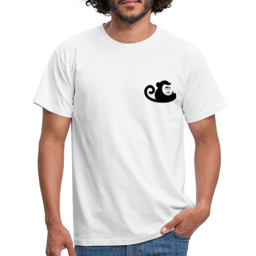 Logo Schwarz ohne schrift - Männer T-Shirt