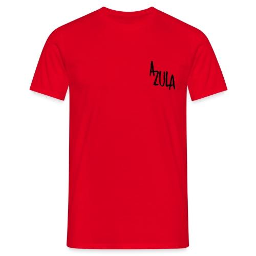 Azula text logo 3 png - T-shirt Homme