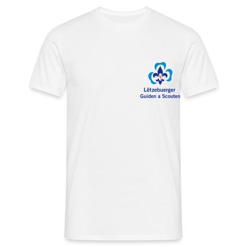 3290025 13152135 lgs 9 x9 orig - Männer T-Shirt