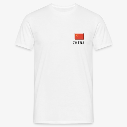 CPA China - Männer T-Shirt