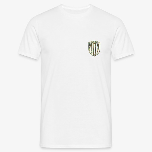 Logo Madax Camo 1 - T-shirt Homme